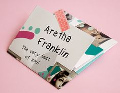 """Check out new work on my @Behance portfolio: """"Cover /poster cd Aretha Franklin"""" http://be.net/gallery/57173321/Cover-poster-cd-Aretha-Franklin"""