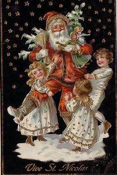 Santa Loves Children 1912