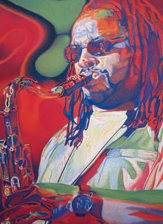 Leroi Moore, Best Sax player to have roamed the earth ! RIP