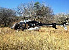 Helicopter Safari Tanzania