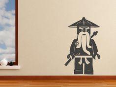 lego ninjago vinyl wall decal