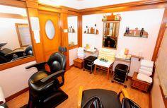 Spa and Beauty Salon Facilities in Indian Maharaja Luxury Train