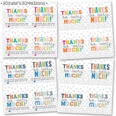 Free Printable Thank You Tags Awesome Kinzie S Kreations Hospital Thank You Cards Thank You Tag Printable, Thank You Labels, Free Printable Tags, Thank You Tags, Thank You Gifts, Free Printables, Labor Nurse Gift, Delivery Nurse Gifts, Teacher Appreciation Gifts