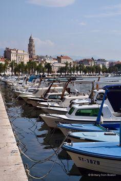 Split Croatia Visitor Guide: Sunshine on the Dalmatian Coast // Brittany from Boston