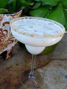 Key Lime Pie Margarita