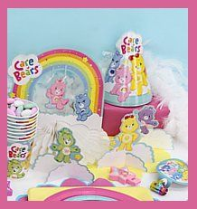 Care Bears Birthday Party Planning Ideas « Birthday Party Stuff