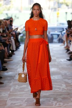 Tory Burch | Ready-to-Wear Spring 2017 | Look 23