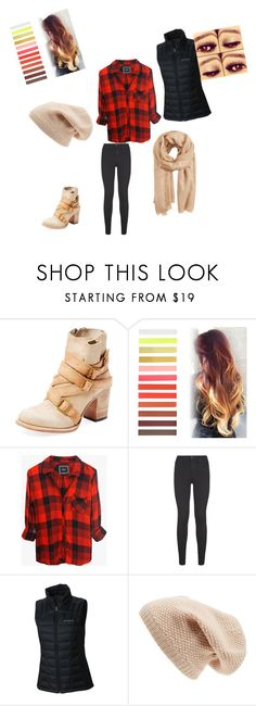"""""""Fall look"""" by mendesmusicforever ❤ liked on Polyvore featuring Freebird, Rails, 7 For All Mankind, Columbia, Sole Society and MANGO"""