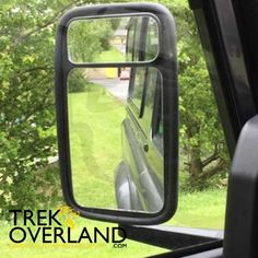 The MUD Defender Blind Spot Mirror is the latest innovative Defender product to come from the MUD design team. Working closely with one of Europe's leading mirr Convex Mirror, Car Mirror, Land Rover Defender, Wide Angle, Mud, Discovery, Blind, Projects, Design