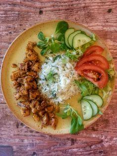 Oregánós-fokhagymás csirkemell petrezselymes jázmin rizzsel (alakbarát) - Fogyókúrás ételek, diétás receptek, enni és fogyni - GULYÁSLEVES NYAKKENDŐBEN
