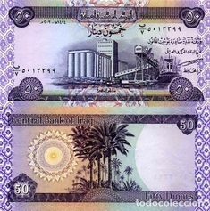 Will Iraqi Dinar 50 Denomination Notes Be Taken Out Of Circulation And Zeroed