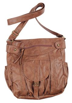 Heather Crossbody designed by T-Shirt & Jeans for dELiAs