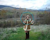 ✽ Hoopvibes Multi Size Magic Hoop ✽  This hoop really is magical! It has a removable insert so you can choose between two sizes. ♡