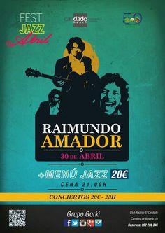 ¡Conciertazo de RAIMUNDO AMADOR!