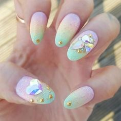 We are always here to keep you updated with the latest fashion and beauty trends, so today we wanted to show you which is the fun nail trend that everyone is going crazy for. When it comes to choosing a nail design, you have a choice to make between versatile nail polish colorsas well as … Continue reading Top 30 Trending Nail Art Designs And Ideas