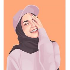 Graphic Design Services - Hire a Graphic Designer Today Cute Muslim Couples, Muslim Girls, Girl Cartoon, Cartoon Art, Caricature, Hijab Drawing, Islamic Cartoon, Anime Muslim, Hijab Cartoon