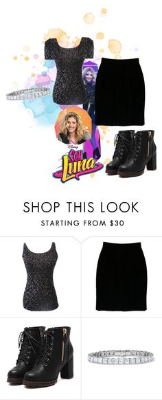 """soy luna"" by maria-cmxiv on Polyvore featuring Chanel"