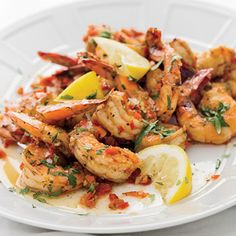 Shibboleth Shrimp Scampi