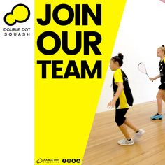 Become a Double Dot Squash Ambassador, Coach, or Athlete. Join our team! - Please get in touch for further details on joining our team - info@doubledotsquash.com - #doubledotsquash #squash #brownsbayracquetsclub #hernebayracketsclub #brownsbay #hernebay #squashauckland #squashnz #squashnewzealand #squashcoaching #squashcoach #juniorsquash #psaworldtour #squashclub #squashcourt #squashies #squashplayer #squashgoals #squashlife #squashing #squashlife #squashaddict #squashing #juniorsquash Squash Club, Double Dot, Join Our Team, Athletes, New Zealand, Coaching, How To Become, Dots, Touch