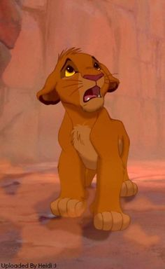 The Lion King, Simba