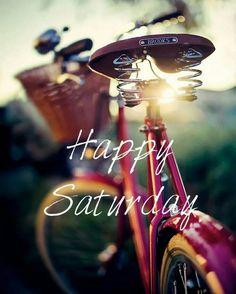 Happy Saturday to all my wonderful followers. Enjoy your weekend.