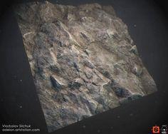ArtStation - Procedural Rock - Substance Designer + Graph, Vladyslav Silchuk