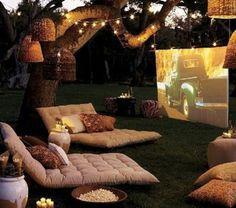 Una noche de películas