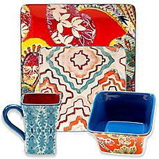 image of Tracy Porter® Poetic Wanderlust® French Meadow Dinnerware