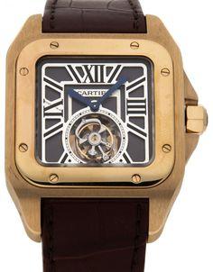 Watchmaster.com - Cartier Santos 100 W2020019