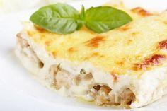 Canelones de Pollo Te enseñamos a cocinar recetas fáciles cómo la receta de Canelones de Pollo y muchas otras recetas de cocina..