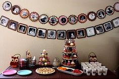 70th birthday party decorating ideas | Table decorations #Birthday
