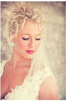 Glam Up Your Bridal Look With Gloves photo of Amber Rose Hair + Makeup Rosé Hair, Her Hair, Curly Wedding Hair, Bridal Hair, Wedding Updo, Cute Hairstyles, Wedding Hairstyles, Hairdos, Amber Rose Hair