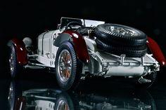 M-055 Mercedes Benz SSKL Mille Miglia