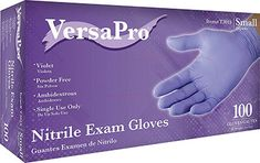 VersaPro Violet Nitrile Medical Gloves