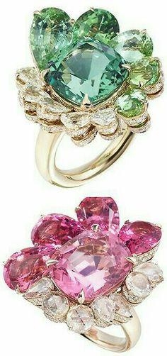 Rosamaria G Frangini   High Colorful Jewellery  