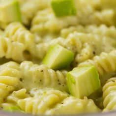 Avocado Mac n cheese, but with chickpea pasta and coconut flour  Pinterest   https://pinterest.com/elcocinillas/