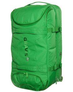 SURFSTITCH - BAGS - TRAVEL BAGS - MENS - GRAVIS TREKKER WHEEL BAG - GREEN