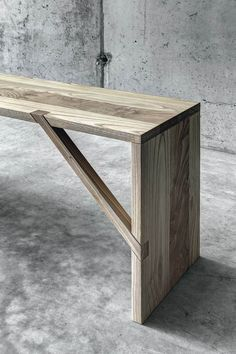 Great looking table and joinery