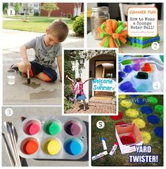 Summer Activities For Kids: Outdoor Summer Fun Ideas