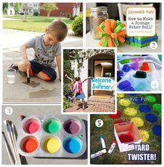 Summer Activities For Kids: Outdoor Summer Fun Ideas- beachandnatureco.com