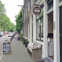 Sweet Bob | Amsterdam - Instagram Blogger