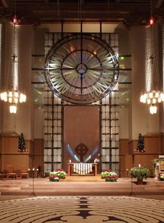 Saint Mark's Cathedral: spectacularly incomplete | CHS Capitol Hill Seattle Blog