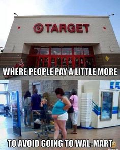 The Truth About Target~~this is about the only reason I go. And I save a whole 5% with my Redcard