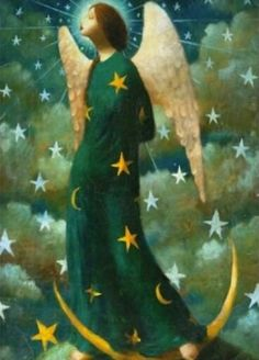 """Celestial Angel"" Stephen Mackey"
