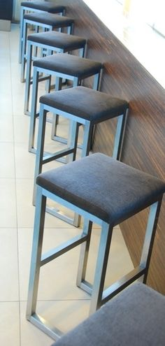 How to Build a Wooden Bar Stool