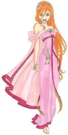 Disney Glamour 2007 Giselle by =Sil-Coke on deviantART