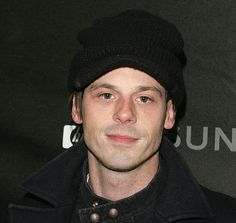 Scoot McNairy arrives at the premiere of 'Art School Confidential' at the Eccles Theatre during the 2006 Sundance Film Festival on January 23, 2006 in Park City, Utah. (Photo by Peter Kramer/Getty Images) - Edited