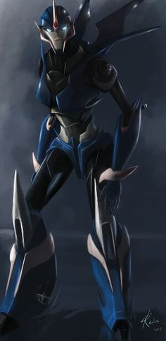 Arcee from Transformers Prime