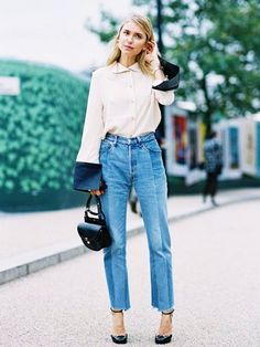 50 Chic Street Style Outfits to Last You All Year Long | WhoWhatWear UK