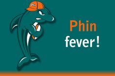Do you have Phin Fever!!!! Dolphin Quotes, Dolphin Images, 32 Nfl Teams, Football Team, Sports Teams, Miami Dolphins Funny, Dolphins Tattoo, Dolphins Cheerleaders, American Sports